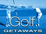 Golf Getaways Advertisement